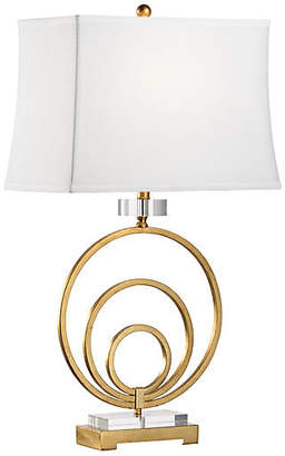 Chelsea House Regal Table Lamp - Antiqued Gold