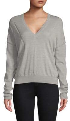 Rag & Bone Bevan Merino Wool Sweater