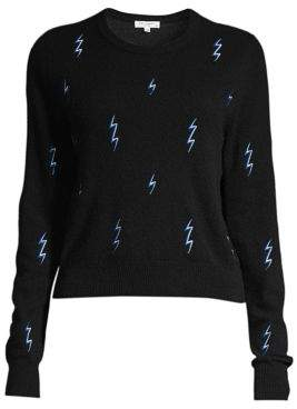 Equipment Shirley Lightning Knit Cashmere Sweater
