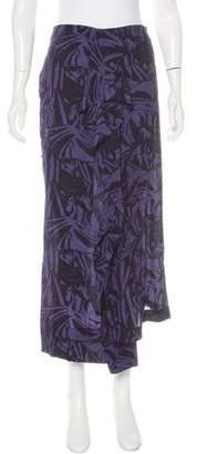 Loewe Spring 2017 Printed Skirt
