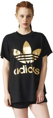 adidas Women's Big Trefoil Tee T-Shirt