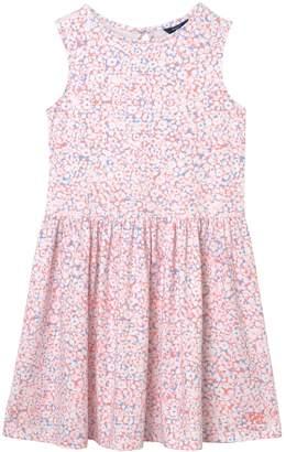 Gant Girls Flower Printed Dress
