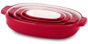 KitchenAid Nesting Ceramic 4-Piece Set
