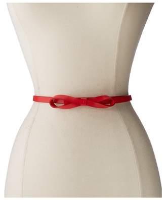 Lodis Audrey Skinny Bow High Waist Belt Women's Belts