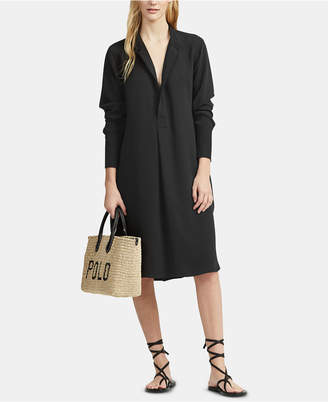 c7e3262ebd Polo Ralph Lauren Shirtdress - ShopStyle
