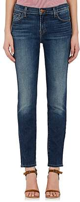 J Brand Women's Maude Mid-Rise Cigarette Jeans