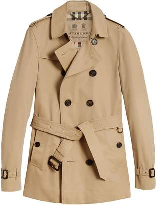 Burberry The Chelsea Short Trench Coat