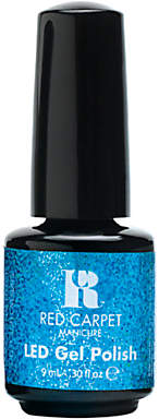 Red Carpet Manicure LED Gel Nail Polish - Glitter & Metallics, 9ml