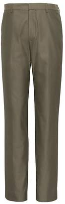 Banana Republic Slim Non-Iron Stretch Cotton Pant