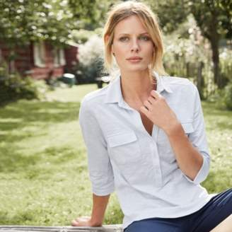 The White Company Cotton Jersey Shirt