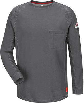 Bulwark FR IQ Long Sleeve T-Shirt Big and Tall