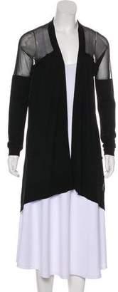 Kaufman Franco KAUFMANFRANCO Long Sleeve Knit Cardigan