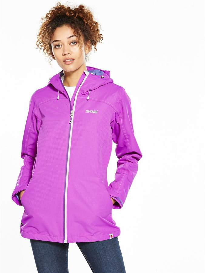 Hamara II Jacket - Purple