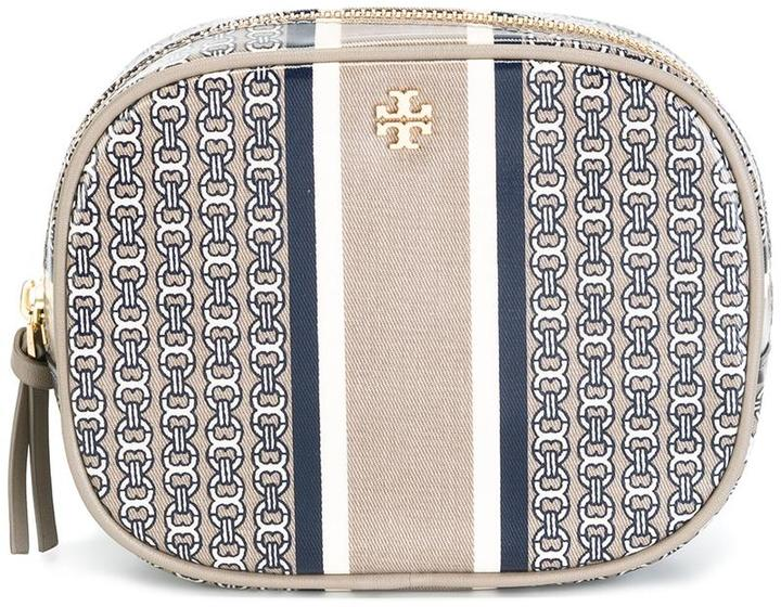 Tory Burch Tory Burch 'Gemini Link' make up bag