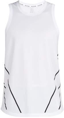 BLACKBARRETT by NEIL BARRETT Graphic-print water-repellent tank top