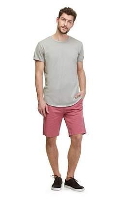 Country Road Longline Garment Dye T-Shirt
