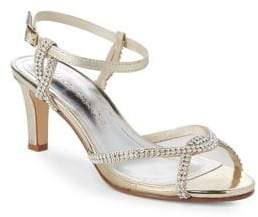 Caparros Kash Metallic Sandals