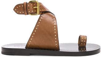 Isabel Marant Leather Jools Sandals
