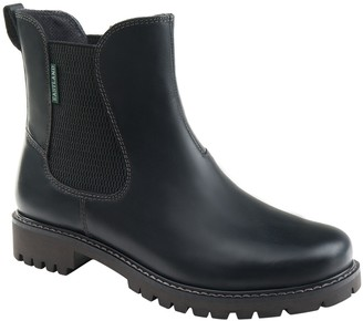Eastland Leather Ankle Boots - Ida