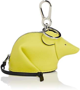 Loewe Women's Mouse Leather Coin Purse Key Chain