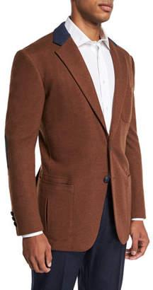 Stefano Ricci Men's Campagna Wool Sport Jacket