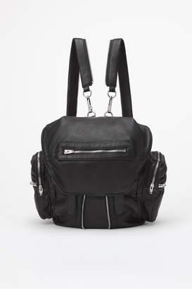 Alexander Wang Alexanderwang marti backpack with rhodium