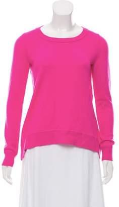 Diane von Furstenberg Cashmere Medium-Weight Sweater Pink Cashmere Medium-Weight Sweater