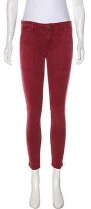 Current/Elliott Mid-Rise Skinny Jeans w/ Tags