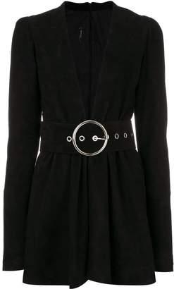 Manokhi short belted dress