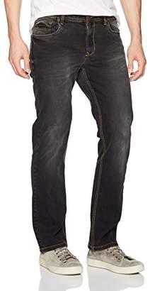 Comfort Denim Outfitters Men's Regular Fit Jeans 32Wx34L