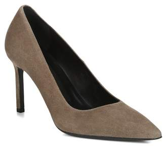 Via Spiga Nikole Suede Pointed Toe Pump