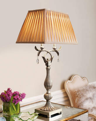 Horchow Floraine Table Lamp
