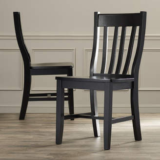 August Grove Toby Traditional Solid Wood Dining Chair