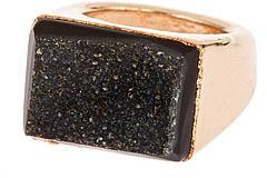 Dara Ettinger Rose Gold Abby Ring