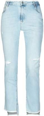 Silvian Heach Denim pants - Item 42721047VF