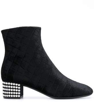Giuseppe Zanotti Design April booties
