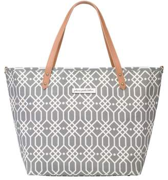 Petunia Pickle Bottom 'Downtown' Canvas Diaper Tote