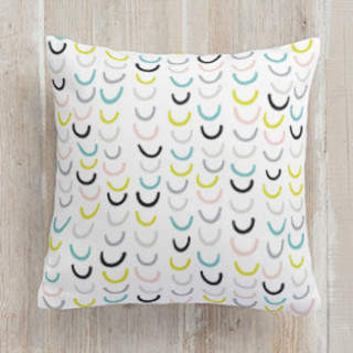 Panoochie Square Pillow