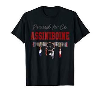 Proud to be Assiniboine Shirt