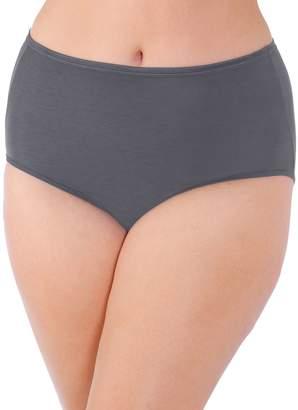 Vanity Fair Women's Plus Size Illumination Brief Panty