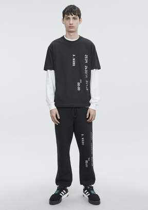 Alexander Wang CREDIT CARD SHIRT