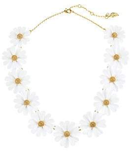 Kate Spade Women's Into the Bloom Statement Necklace