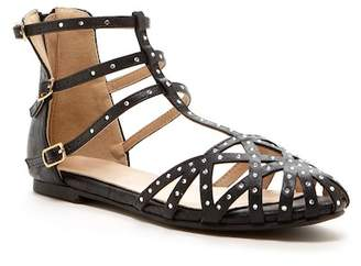 Restricted Carmel Ankle Strap Sandal