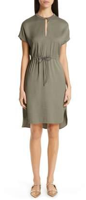 Fabiana Filippi Short Sleeve Dress