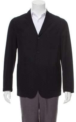 Marni Woven Deconstructed Jacket