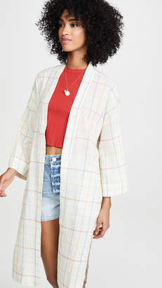 Madewell Robe Jacket