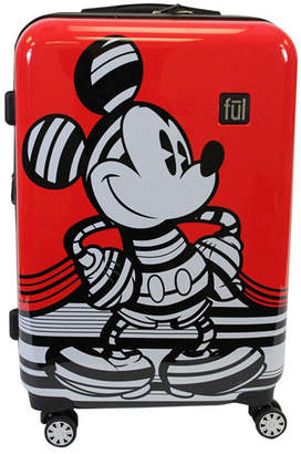 "Ful Disney Mickey 25"" Hardside Spinner Suitcase"