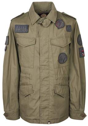 Pretty Green Four Pocket Badge Jacket
