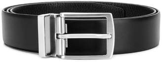 Giorgio Armani classic leather belt