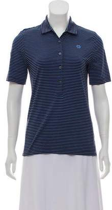 Tory Sport Stripe Polo Top
